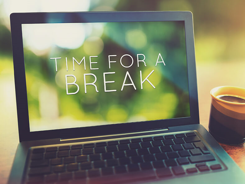 Taking Breaks at Work – How to Motivate Your Staff to be Awesome