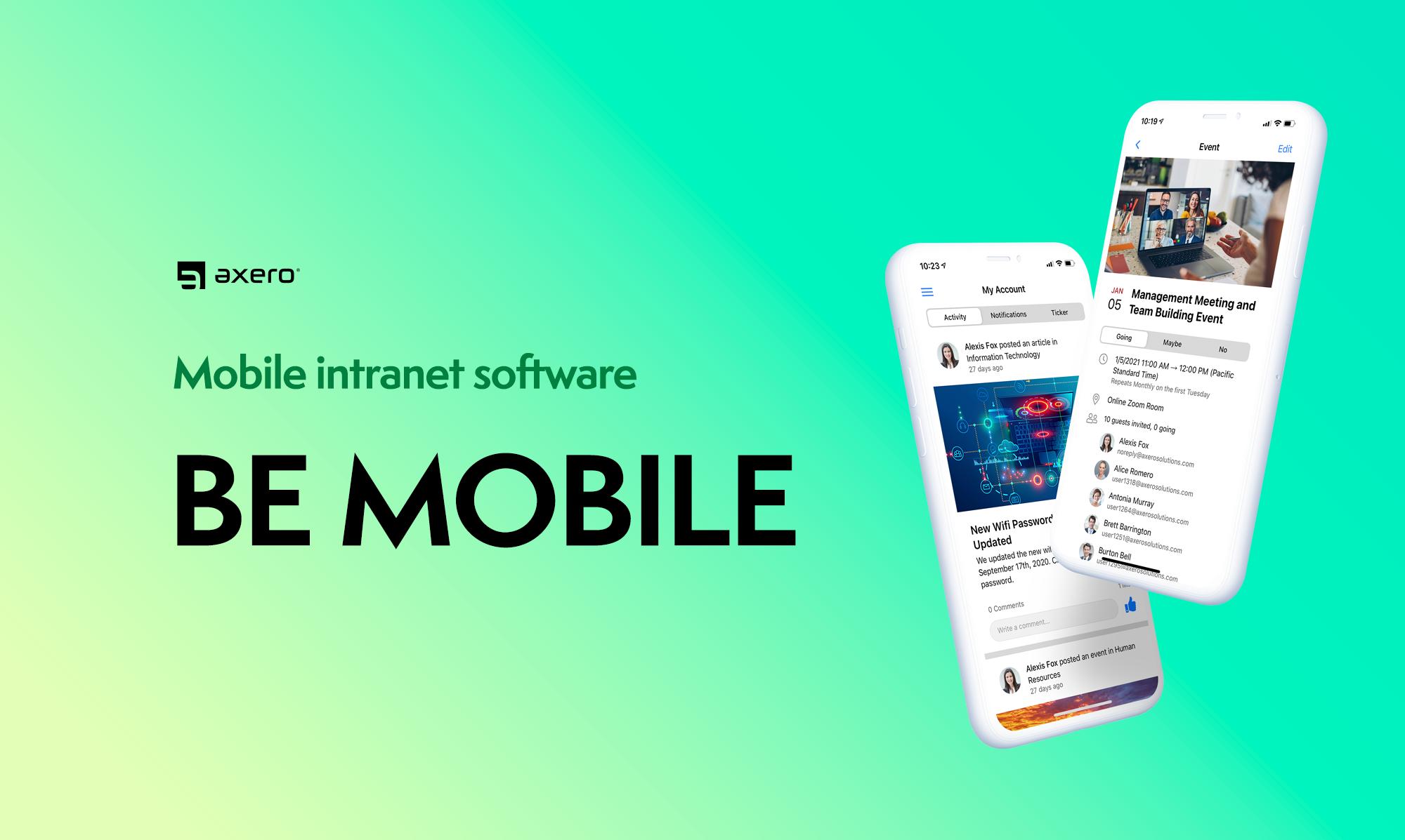 Best Mobile Intranet App for Employee Communication